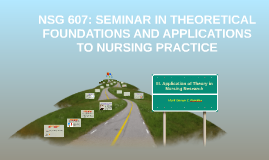 Application of Theory in Nursing Research