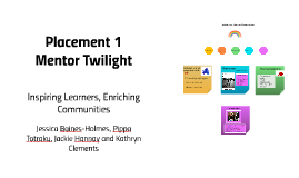 Year 1 mentor twilight 2015