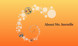 About Ms. Sorrells