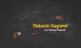 Minkowski-Diagramm