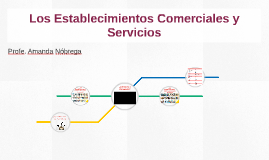 Los Establecimientos Comerciales y Servicios