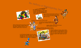 Copy of History of Thanksgiving day Presentation