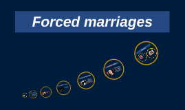 Copy of Forced marriages