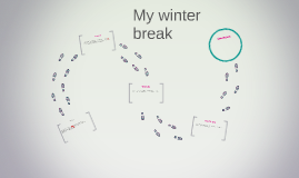 My winter break