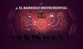 4. EL BARROCO INSTRUMENTAL