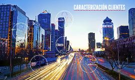 Copy of CARACTERIZACIÓN CLIENTES