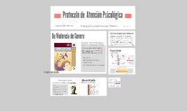 PROTOCOLO DE ATENCION PSICOLOGICA