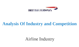 AIC - Airline Industry