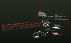 The Web 2.0 and the Classroom