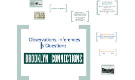PS 131 - Observations, Inferences & Questions