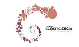 Como é o Programa Ecoeficiência