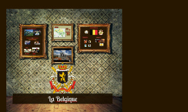 Copy of La Belgique