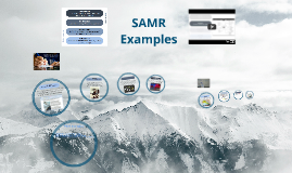 SAMR Examples-added to 3/2015