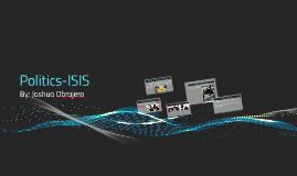Politics-ISIS