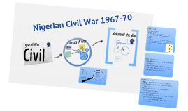Copy of Nigerian Civil War 67-70