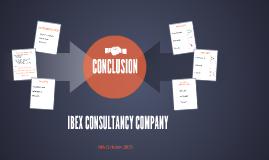 IBEX CONSULTANCY COMPANY