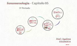 Fenomenologia - Capítulo 05