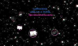 Convertidor analógico a digital por aproximaciones sucesivas.