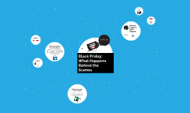 Black Friday: A Behind the Scenes Peek