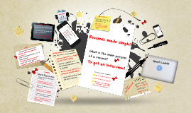 Copy of (Madelyn Parker) Resumes Made Simple