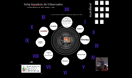 Copy of Reloj Mpodozis de El Observador, explicación desde la Biología del Conocer del Observador y su mundo   CHILE