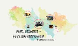 Copy of PAUL CEZANNE -