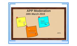 APP Cluster Meeting