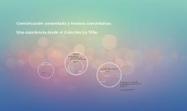 COMUNICACIÓN COMUNITARIA Y MUSEOS