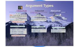 (4.1) Argument Types