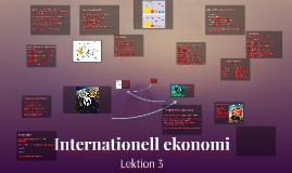 Internationell ekonom/ekonomiska kretsloppeti lektion 3
