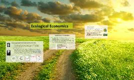 Environmental Economics & Sustainability