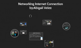 Networking Internet Connection
