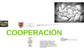 Copy of COOPERACION