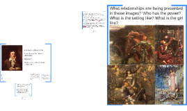 What relationships are being presented in these images? Who