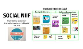 SOCIAL NIIF