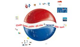 Chiến lược chiêu thị của Pepsico Việt Nam