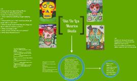 Dia De Los Skulls-6th Grade