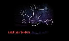 About Lamar Goodwine