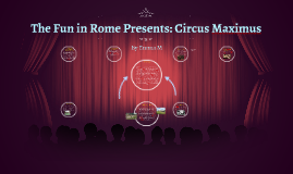 The Fun in Rome Presents: Circus Maximus