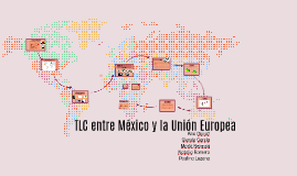TLC entre México y la Union Europea