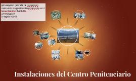 Instalaciones del Centro Penitenciario