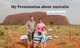 My Presentation about Australia