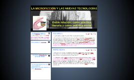 LA MICROFICCIÓN Y LAS NUEVAS TECNOLOGÍAS