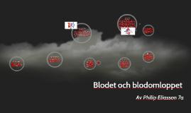 Copy of Blodet och blodomloppet