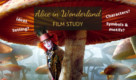 Alice in Wonderland Film Analysis