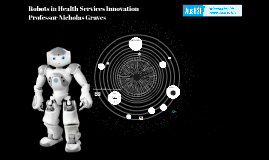 Robots in health services innovation