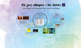 Els jocs olímpics i les dones