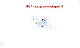 Usługowy model zarządzania w IT - teoria i praktyka