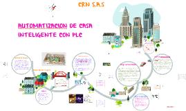"""Copy of Automatización de una Casa Inteligente con PLC""""s"""