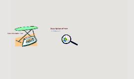 Copy of Object description - iron
